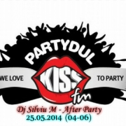 Partydul KissFM editia 308 After Party Guestmix Dj Silviu M